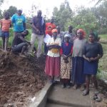 The Water Project: Ingavira Community, Laban Mwanzo Spring -  Training Attendees