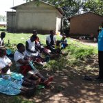 The Water Project: Masera Community -  Community Members At Training