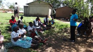 The Water Project:  Community Members At Training