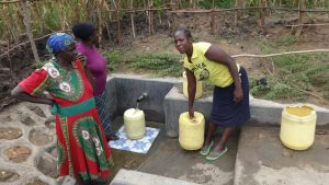 The Water Project:  Fetching Safe Water