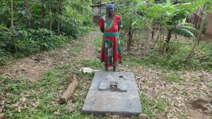 The Water Project:  New Sanitation Platform