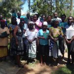 The Water Project: Masera Community A -  Training Attendees