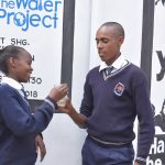 The Water Project: Mbuuni Secondary School -  Cheers To Clean Water