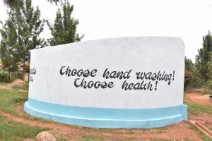 The Water Project:  Choose Handwashing Choose Health