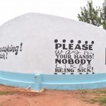The Water Project: Mbuuni Secondary School -  Handwashing Reminder