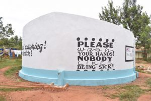 The Water Project:  Handwashing Reminder