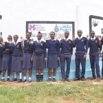 The Water Project: Mbuuni Secondary School -  New Safe Water Source