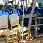 The Water Project: Samson Mmaitsi Secondary School -  Training