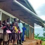 The Water Project: Mwanzo Primary School -  Outside Demonstrations