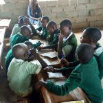 The Water Project: Shitaho Primary School -  Group Discussion At Training