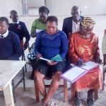 The Water Project: Essaba Secondary School -  Training