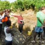 The Water Project: Ulagai Community -  Spring Management Training