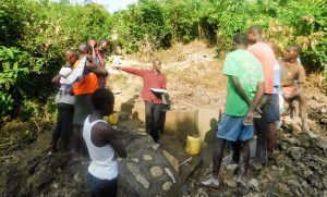 The Water Project:  Spring Management Training