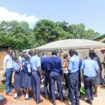 The Water Project: Samson Mmaitsi Secondary School -  Tank Training