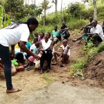 The Water Project: Ejinja Community, Anekha Spring -  Water Treatment Training