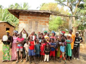 The Water Project:  New Tippy Tap Handwashing Stations