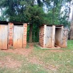 The Water Project: Bumuyange Primary School -  Latrines