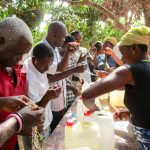The Water Project: Mahera Community, 3 Robolla Street -  Handwashing Training