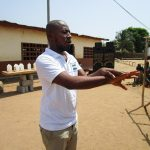 The Water Project: Kasongha Community, Kombrai Road -  Handwashing Training