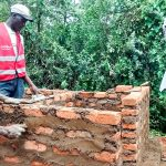 The Water Project: Mulwakhi Secondary School -  Latrine Construction