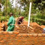 The Water Project: Shitaho Primary School -  Latrine Construction