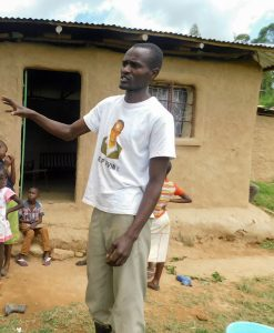 The Water Project:  Francis Otieno