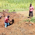 The Water Project: Emulakha Community -  Spring Excavation