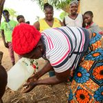 The Water Project: Royema MCA School and Community -  Handwashing Training