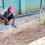The Water Project: Mulwakhi Primary School -  Gutter Construction