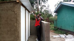 The Water Project:  Field Officer Checking Quality
