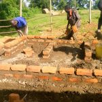 The Water Project: Samson Mmaitsi Secondary School -  Latrine Construction