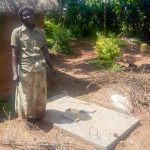 The Water Project: Mwituwa Community, Shikunyi Spring -  Sanitation Platform