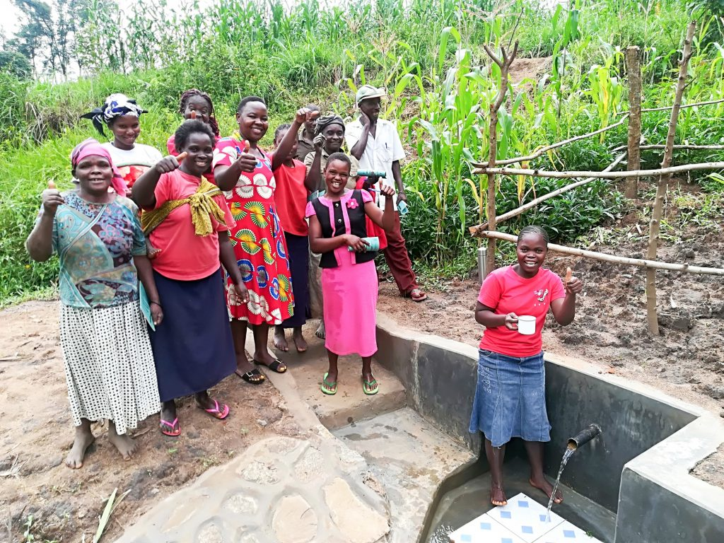 The Water Project : 15-kenya18109-clean-water