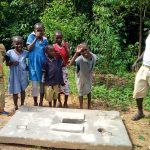 The Water Project: Nambatsa Community -  Sanitation Platform