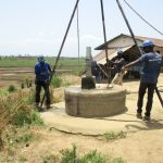 The Water Project: St. John RC Primary School -  Drilling