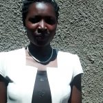 The Water Project: Mwanzo Primary School -  Emily Kadesa Saniation And Hygiene Teacher
