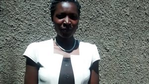 The Water Project:  Emily Kadesa Saniation And Hygiene Teacher