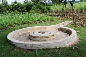 The Water Project:  Well For Rehabilitation