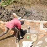 The Water Project: Ulagai Community -  Spring Protection Construction