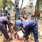 The Water Project: Mahera Community, 3 Robolla Street -  Drilling