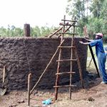 The Water Project: Shitaho Primary School -  Tank Construction
