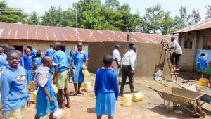 The Water Project:  Students Helping Get Water For Cement