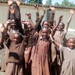 The Water Project: Mwanzo Primary School -  New Latrines