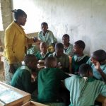 The Water Project: Shitaho Primary School -  Group Discussion