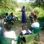 The Water Project: Ulagai Community -  Training