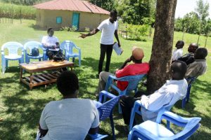 The Water Project:  Water User Committee Training
