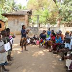 The Water Project: Molokoh Community, 720 Main Motor Road -  Training