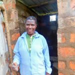 The Water Project: Ulagai Community, Aduda Spring -  Sanitation Platform In Latrine