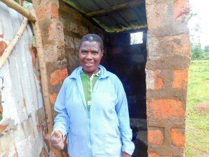 The Water Project:  Sanitation Platform In Latrine