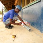 The Water Project: St. John RC Primary School -  Slotting Screen